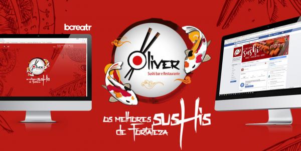 Oliver Sushi – O melhor sushi de Fortaleza